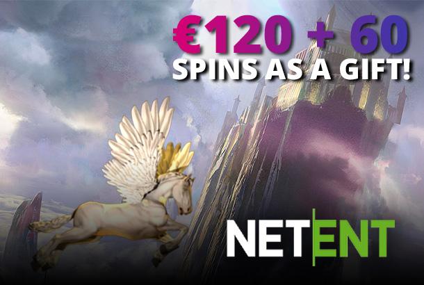 NetEnt Bonus!