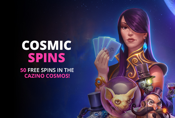 50 Spins as a Gift