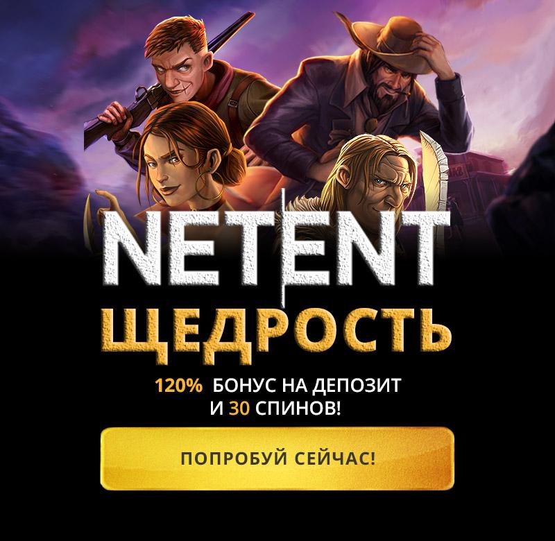 NET|ENT щедрость