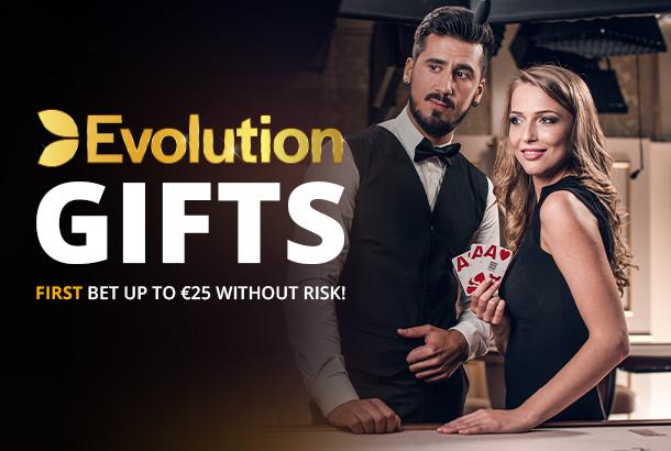 Evolution  Bonus!