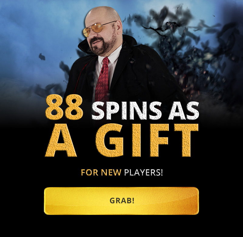 88 spins