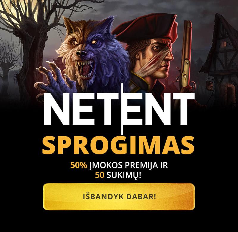 NET|ENT sprogimas