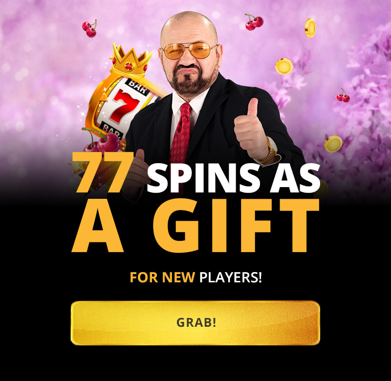 77 spins