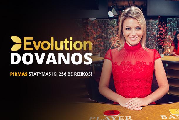 Evolution premija!
