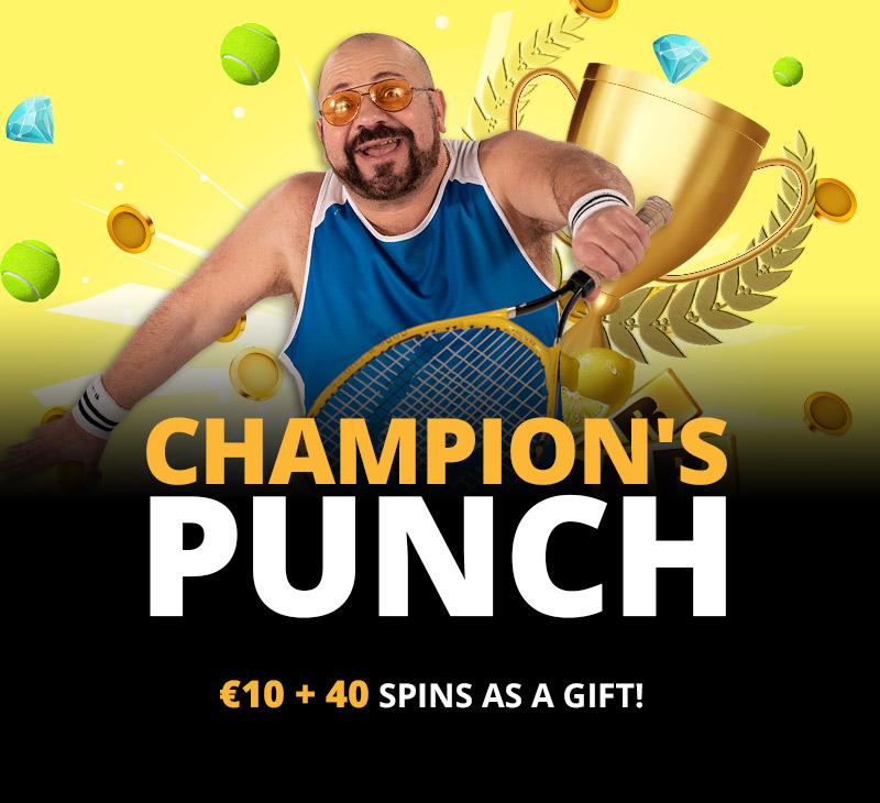Champion's  Punch