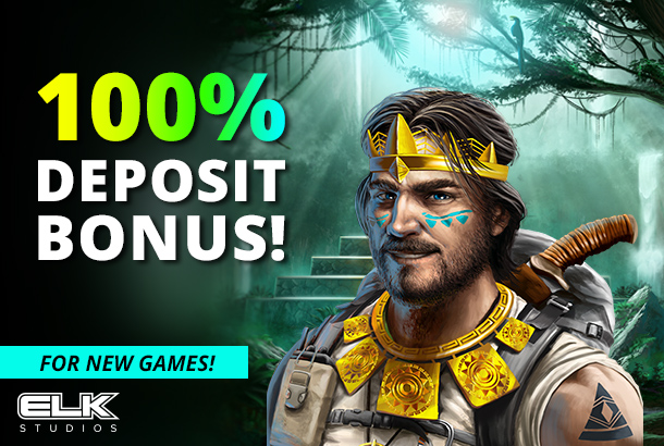 Deposit €100, we will give you another 100!